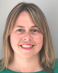 Shelley Benson Dip Couns, MBACP.