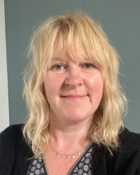 Jackie Villars (BA(Hons)Counselling and Psychotherapy/ MBACP)