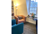My working space<br />A peaceful haven in Central London