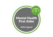 Mental Health First Aid<br />I am Mental Health First Aid Trained