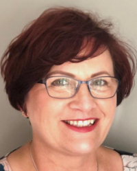 Inge Robinson (Dip HE Level 5)  MBACP