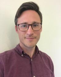 Matthew Morgan, psychotherapist