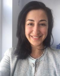 Sherry Richmond, Psychotherapist & Counsellor. PG Dip Psych, Msc, CTA