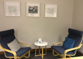Counselling Room<br />Safe , welcoming, space.