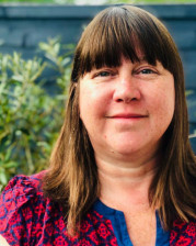 Caroline Harrison, CBT and EMDR Therapist and Supervisor (BABCP accredited)