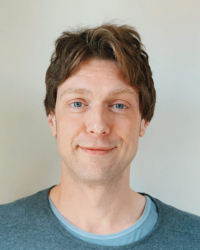 Luke Cahill - MBACP, BSc Counselling & Psychotherapy