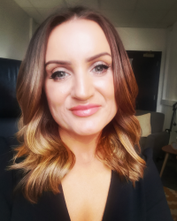 Angie Graham  CUDOX Wellbeing Psychotherapist and Clinical Supervisor