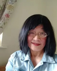 Dr. Mei Choate, Counsellor/Psychotherapist (PhD, MBACP (Accred), Dip. Couns)