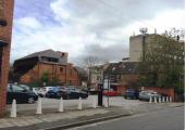 Photo of local car park (Crompton Street)