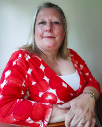Cathryn Brown (UKCP accredited/registered psychotherapist)