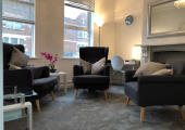 Clapham Therapy Rooms<br />Bright, comfortable and airy counselling rooms.