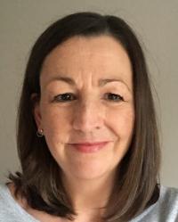 Diane Ferguson FDSC (Counselling); DipHE (Nursing); BACP membership