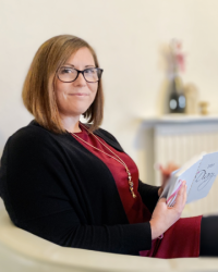 Eve Bale  - Integrative Counsellor & Psychotherapist BACP Registered.
