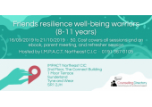 Workshop for Young People - Building resilience and social skills