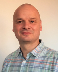 Stuart McLeod: MBACP(Accred), EMDR (Accred), Couple Therapist, Psychotherapist