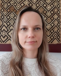 Kasia Marzyńska - Psychotherapist MSc, UKCP (Accred) and EMDR Therapist