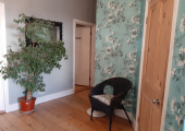 Therapy Rooms - Discreet, Confidential and Comfortable environment
