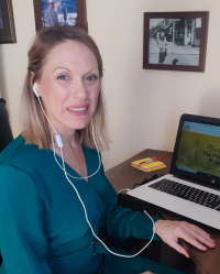 Natasha Wellfare B.A. MNCS (Accred.) The Wellness Project.