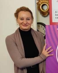 Beata Prudnikow Ba (Hons) DipCouns MBACP CCTP Psychotherapist Supervisor
