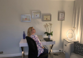 Professional counselling room/office