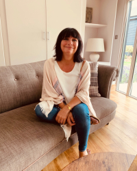 Katie Page, Psychotherapeutic Counsellor, MBACP, BA (Hons)