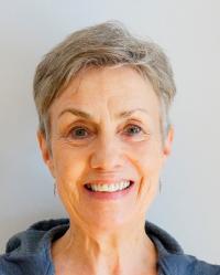 Moira Ledingham MSW, PGDip Counselling, Registered Member MBACP