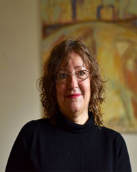 Sue Sichel MA, MBACP, BAAT, HCPC (Accred) Integrative Psychotherapist