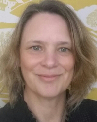 Sue Jewitt : Online and Telephone Counsellor