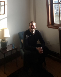 James King, BA, PGDip, MBACP. Psychotherapist & Counsellor
