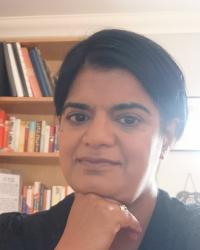 Anjali Leverton, MBACP