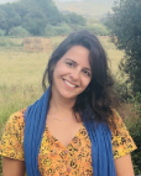 Catarina Vasconcelos (HCPC - Art Therapist, Psychologist (MA), Supervisor)