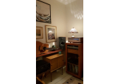 3 of 6 photos showing a 360 degree view of my therapy room.