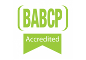 Accredited by the British Association for Behavioural and Cognitive Psychotherapies