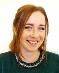 Dr Katy Mitchell (MA (Hons), PhD, DClinPsychol)