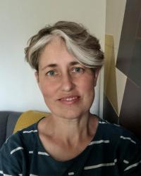 Joanna Robinson-Rowe Registered MBACP