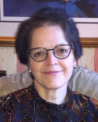 Dr Chantal Meystre MBChB MA FRCP UKCP Cert IGA Psychotherapist + NHS Supervisor