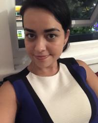 Natasha Suriya Hyland MBACP