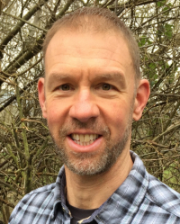 Paul Johnson, BACP-accredited counsellor
