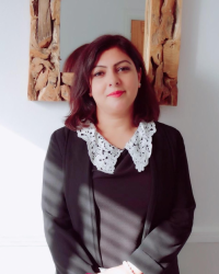 Baljit Kamal Psychotherapist Practitioner MNCS (Accred) MBACP BSc (Hons)