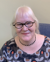 Sylvia Large BSc (Hons) Psychotherapeutic Counsellor