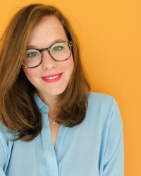 Lotte Van Kouwen, HCPC Art Psychotherapist, EMDR, Psychosexual Therapy