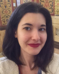 Eirini Perantoni MBACP, MA, BSc (Hons)