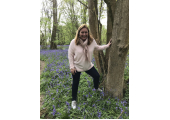 Mary woods<br />Bluebells