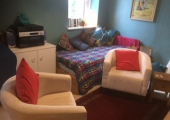 Room<br />Counselling room at home near Coleford