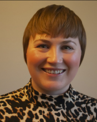 Maria Bianchi, Cognitive Behavioural Psychotherapist