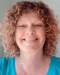 Emma Tierney MBACP (Accred).  Therapist and Clinical Supervisor