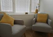 Calm Counselling Room