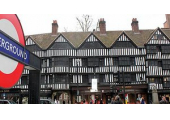 Staple Inn<br />The closest tube is Chancery Lane (Central line).