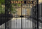 Staple Inn.