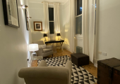 Consulting room in Staple Inn